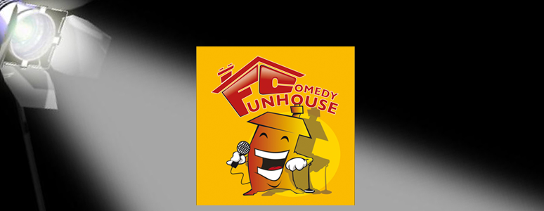 Spotlight on Funhouse Comedy Club, Derby Comedy Festival Derby LIVE 2015