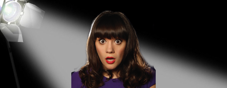 Spotlight on Vikki Stone, Derby Comedy Festival 2015 Guildhall Theatre