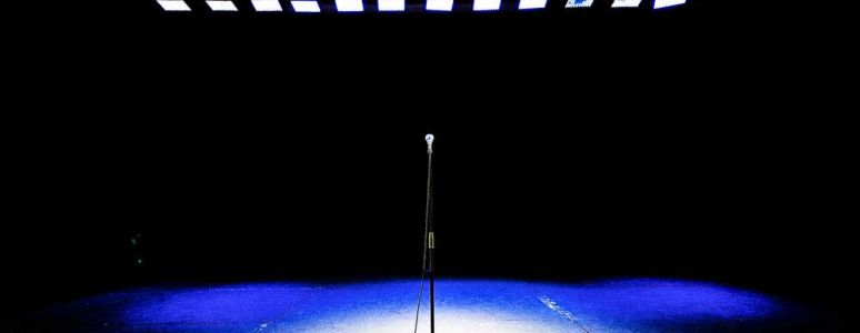 Comedy Night Microphone